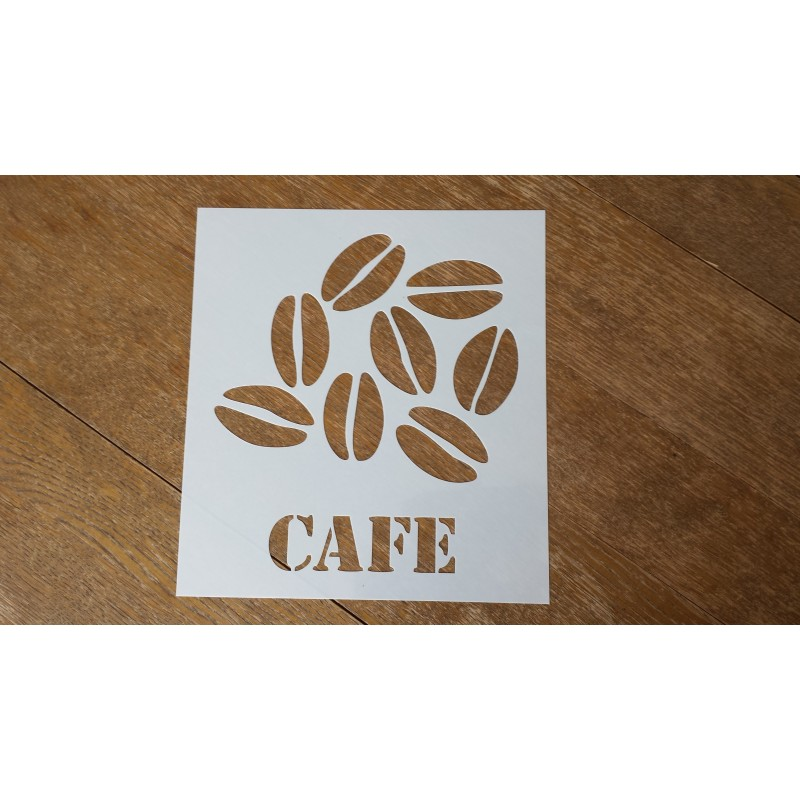 Pochoir - CAFE (00063)