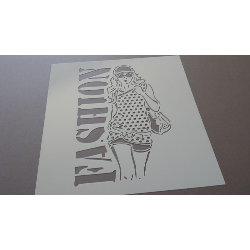 Pochoir Fashion (00079)