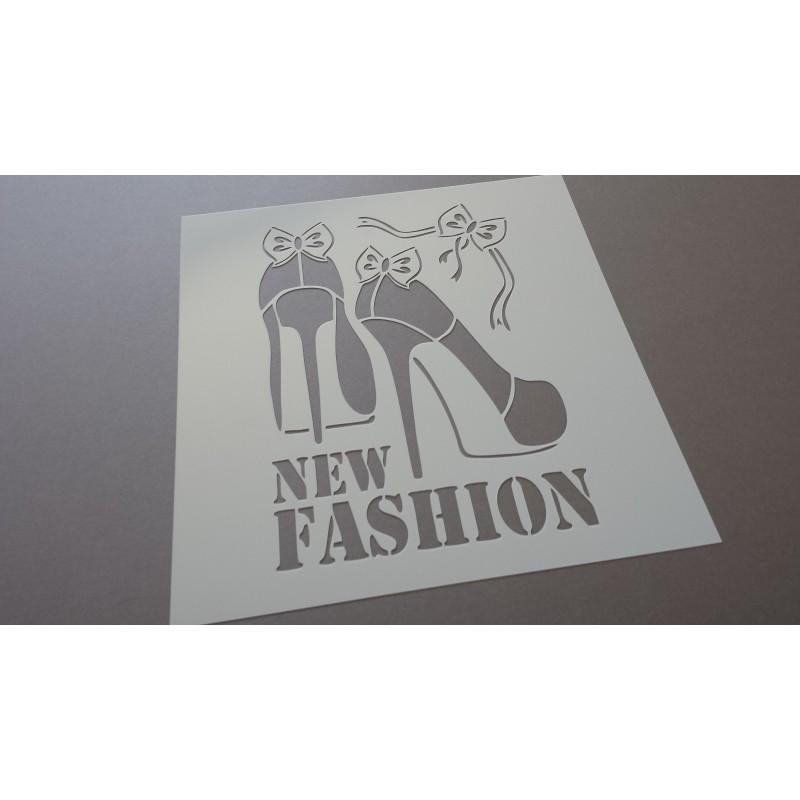 Pochoir Chaussures (00083)