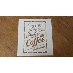 Pochoir - Coffee (00059)