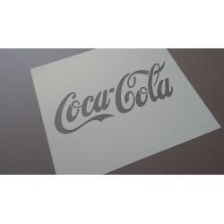 Pochoir Coca-Cola (00114)