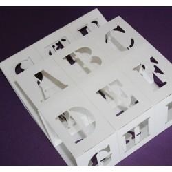 Pochoir Alphabet - Loft Usine