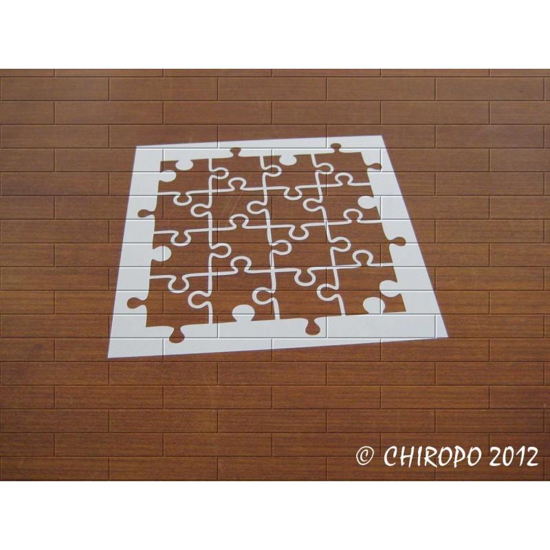 Pochoir Puzzle (07309)