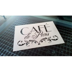 Pochoir Cafe de Paris (00133)