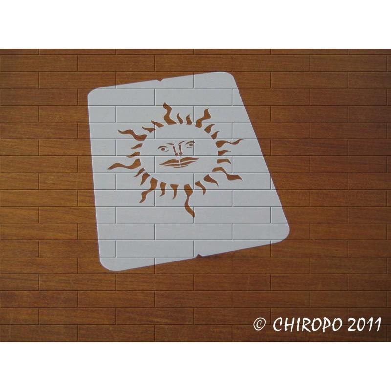Pochoir de Soleil (03041)