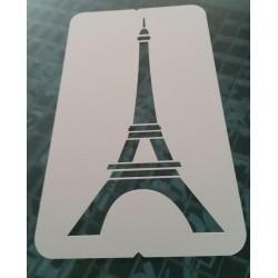 Pochoir Tour Eiffel (0565-F2)