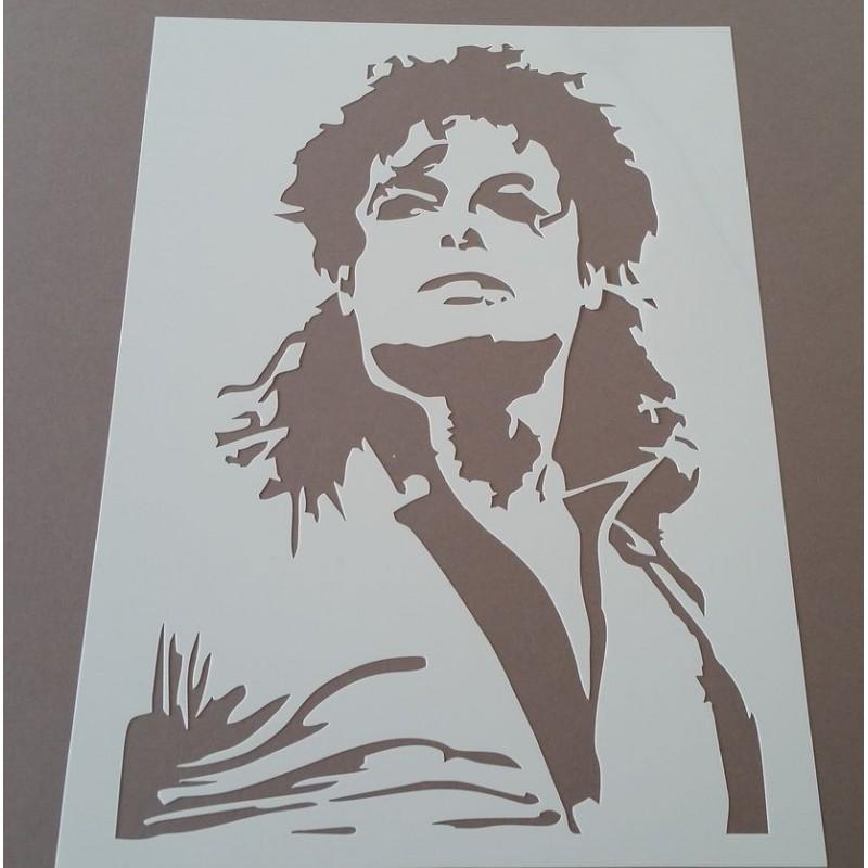 Pochoir Michael Jackson (00183)