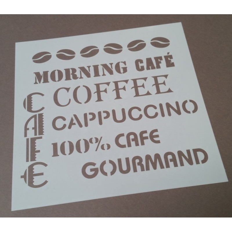 Pochoir - The Best Coffee (00054)